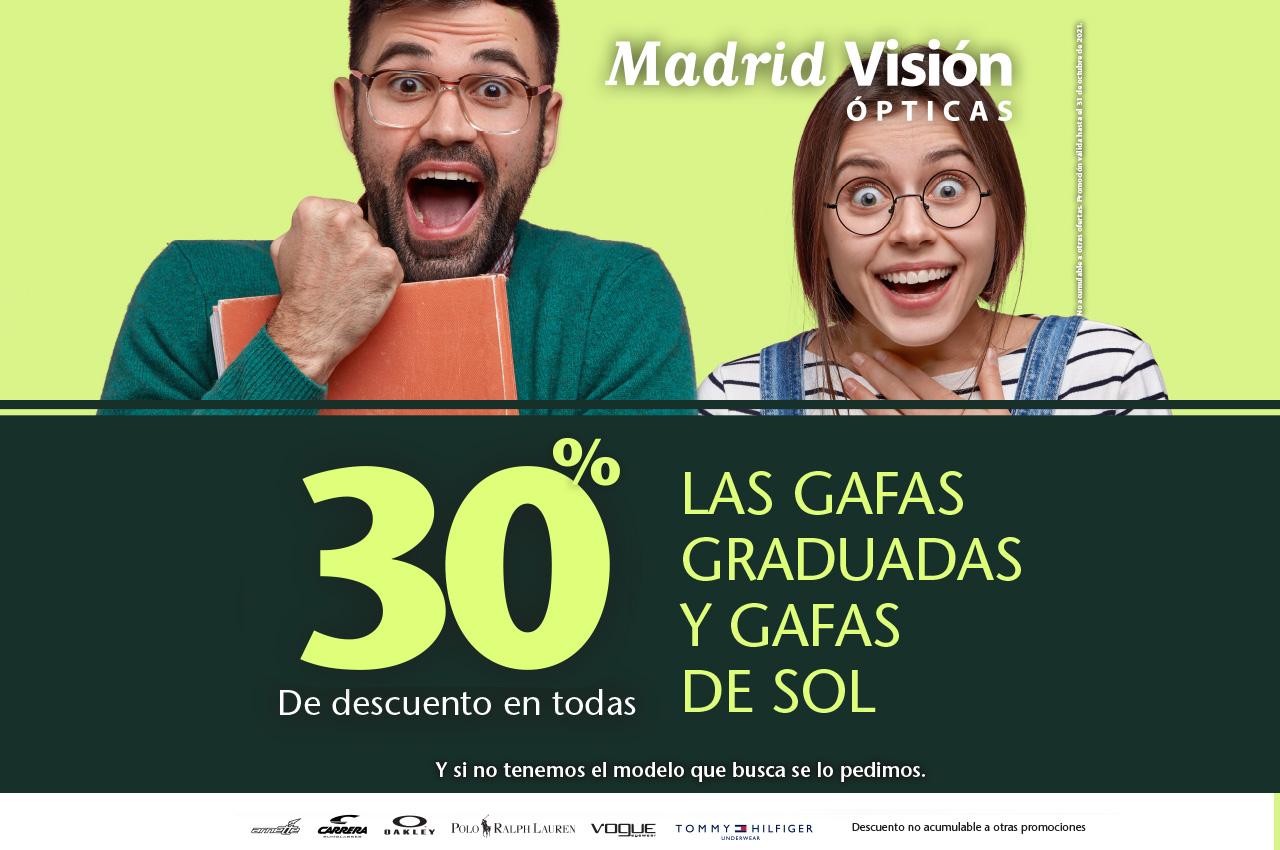 MADRID VISION OPTICAS